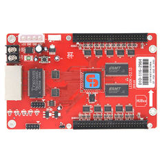 【D10 Series Receive Card】Smart Led Display Controller Card No DIP Switch 4096 Gray Scale Sync Display D10